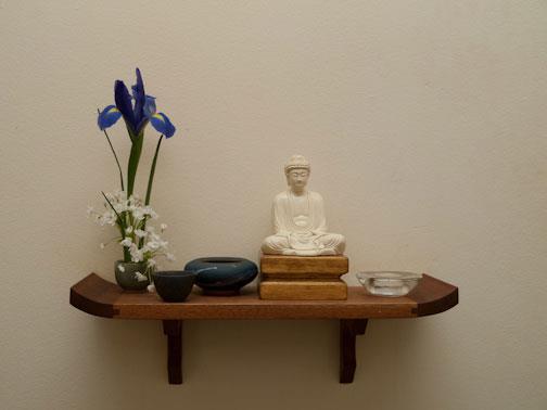 altar daisan room
