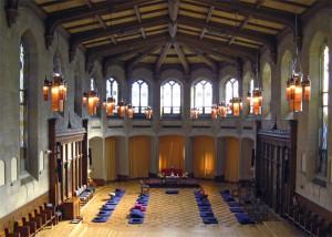 Garrison hall