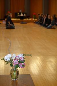 Garrison practice hall